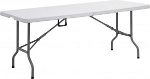 6ft Folding, Plastic Table - $7.00