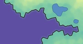 linear coastline