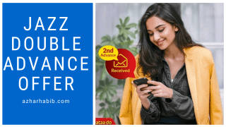 jazz Double Advance offer