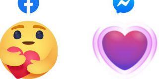 facebook care emoji