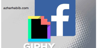 Facebook bought Giphy, a company that shares animated photos