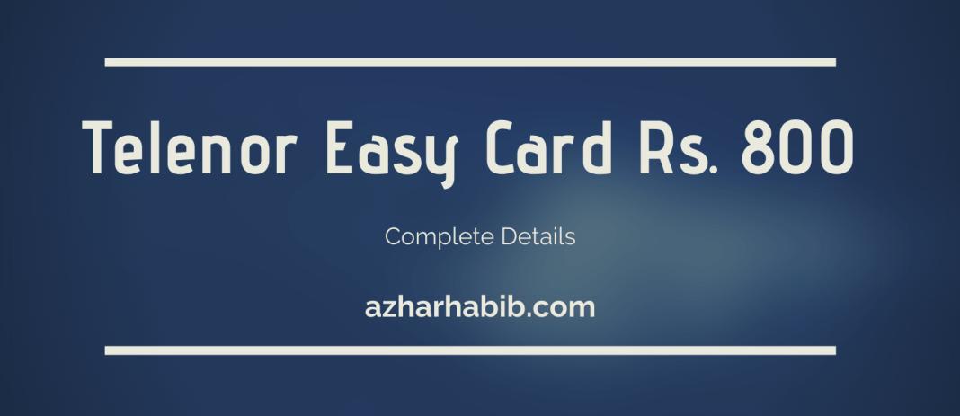 telenor super cards 2021  telenor easy card  130450800