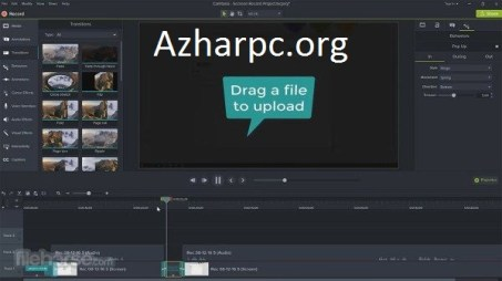 Camtasia Studio 2021.0.4 Crack + Torrent Free Download 2021