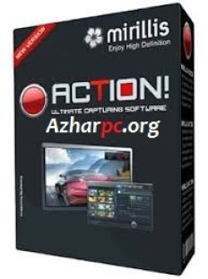 Mirillis Action 4.20.1 Crack With Full Version [Latest]