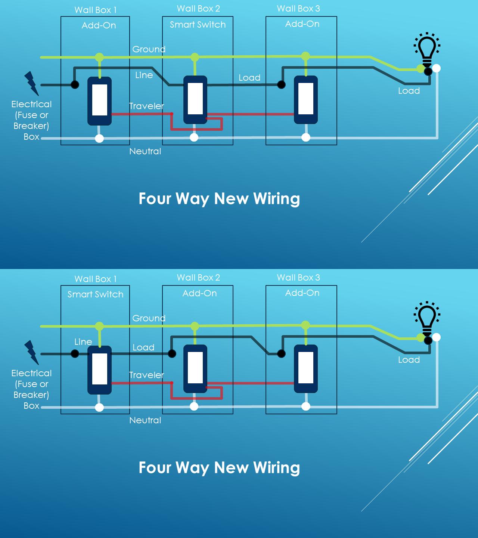 ge 4 way switch wiring ge four way switch wiring [ 1280 x 1440 Pixel ]