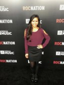 The Roc Nation Brunch (off Naja's iPhone)