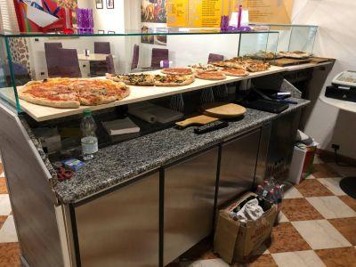 PIZZA TAGLIO ROSTICCERIA IN ZONA UNIVERSITA'