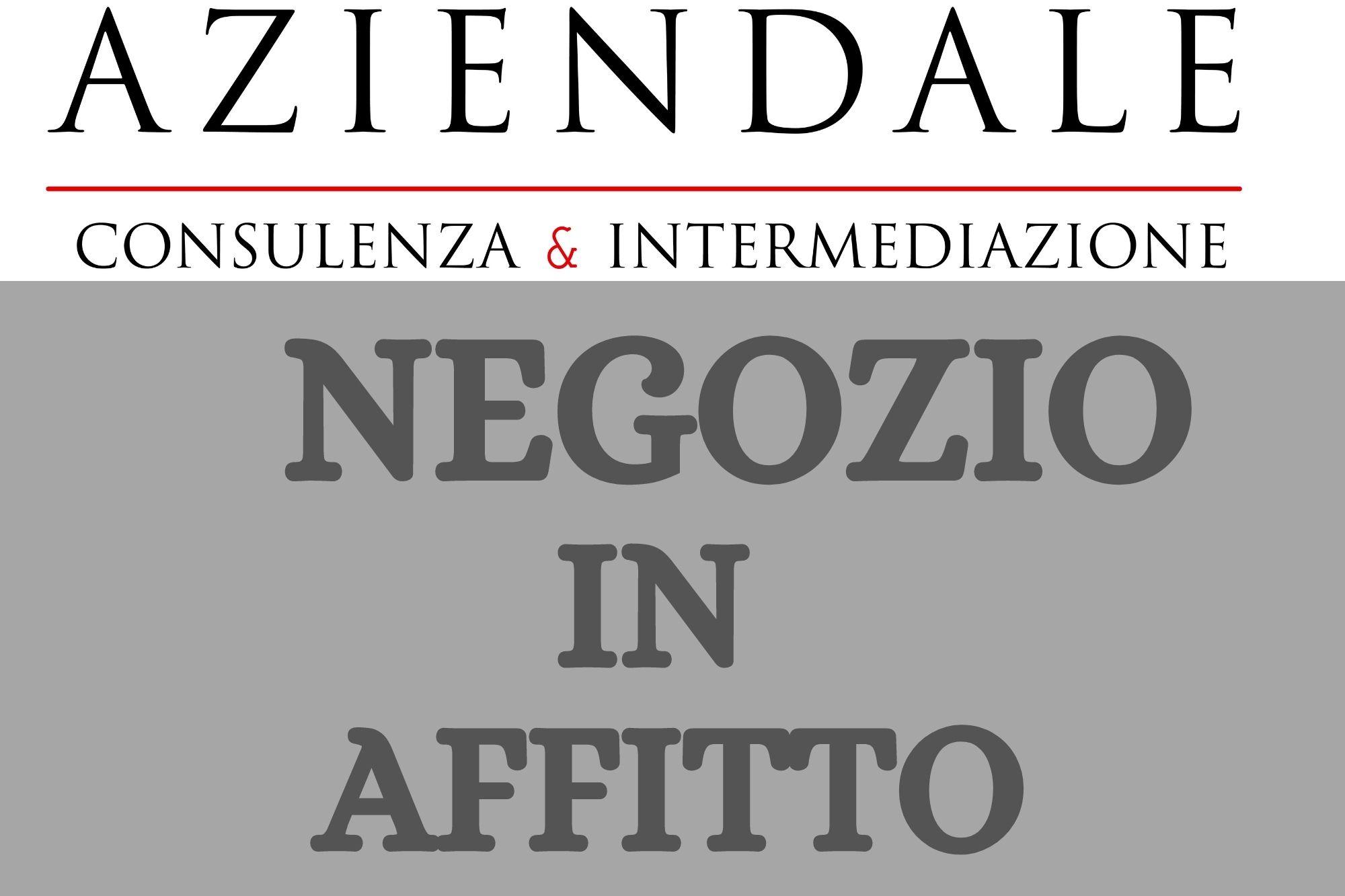 NEGOZIO VUOTO IN NOTA PIAZZA A POCHI PASSI DAL CENTRO