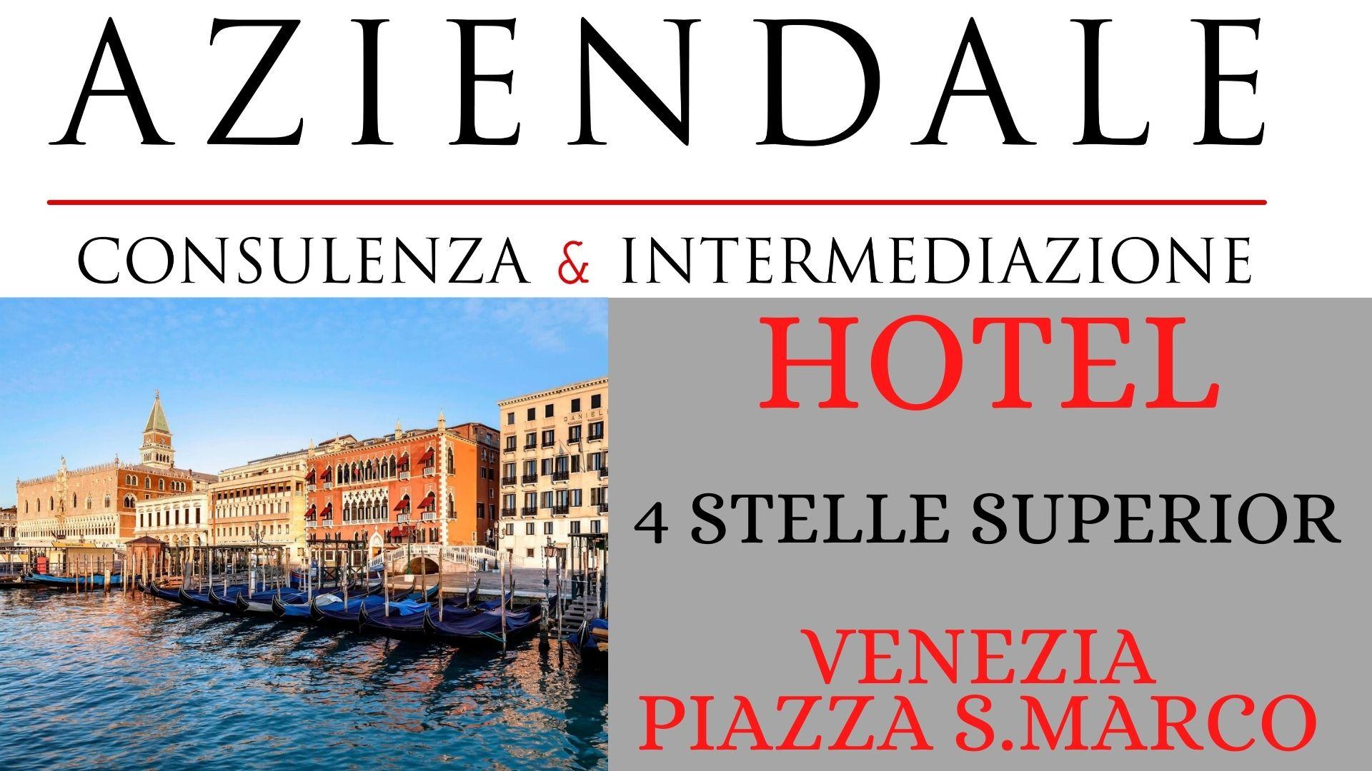 HOTEL 4 STELLE A VENEZIA PROSSIMITA' PIAZZA SAN MARCO