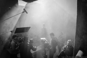 Hercules Reborn - backstage