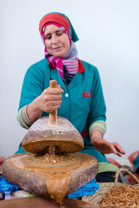 Argan Making