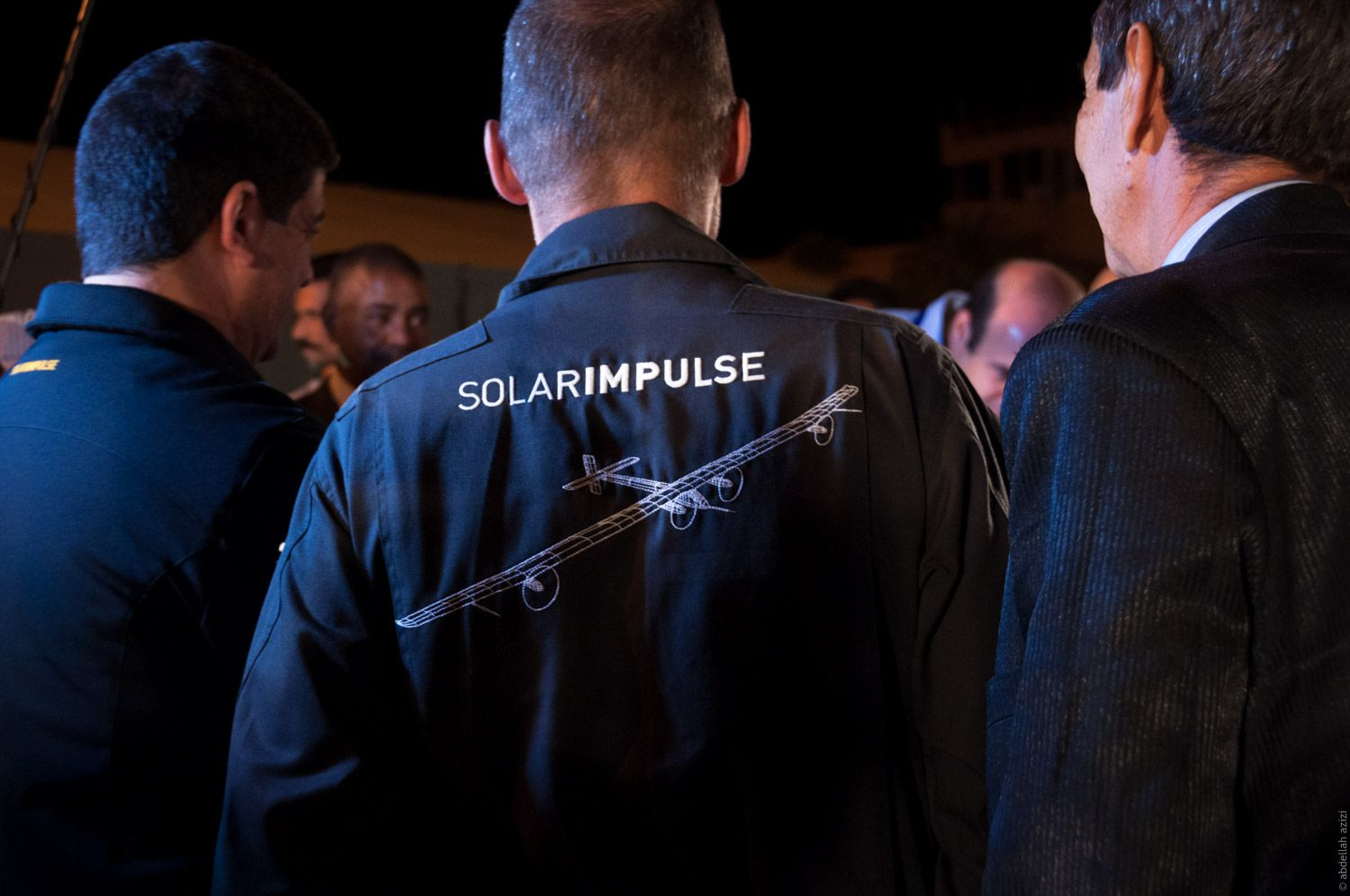 Solar Impulse in Ouarzazate - Photoshot