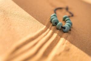 Desert jewellery