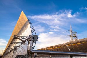 Ouarzazate Solar Power Station Photographs