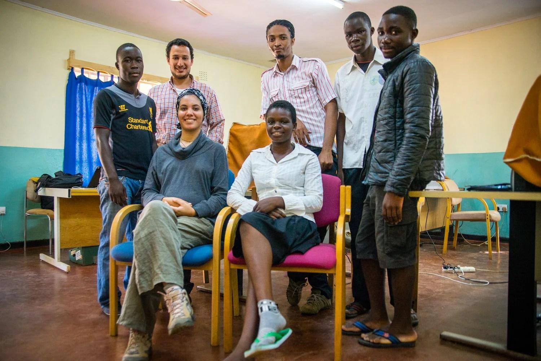 Team behind Mulanje Mag