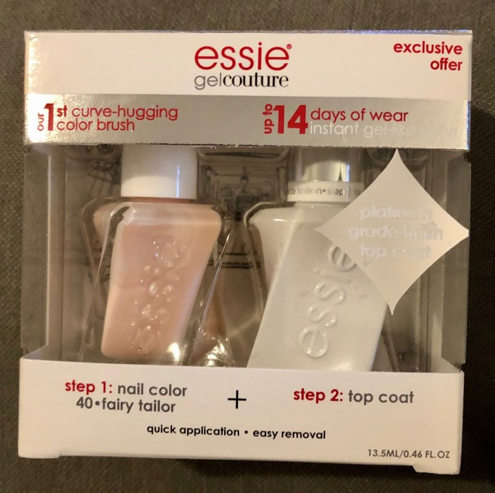 Essie Gel Nail Polish REVIEW