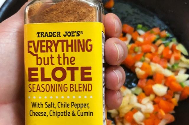 ELOTE seasoning