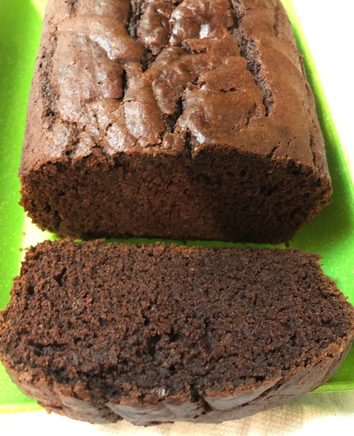 Chocolate Pumpkin Spice Bread (Super Moist)