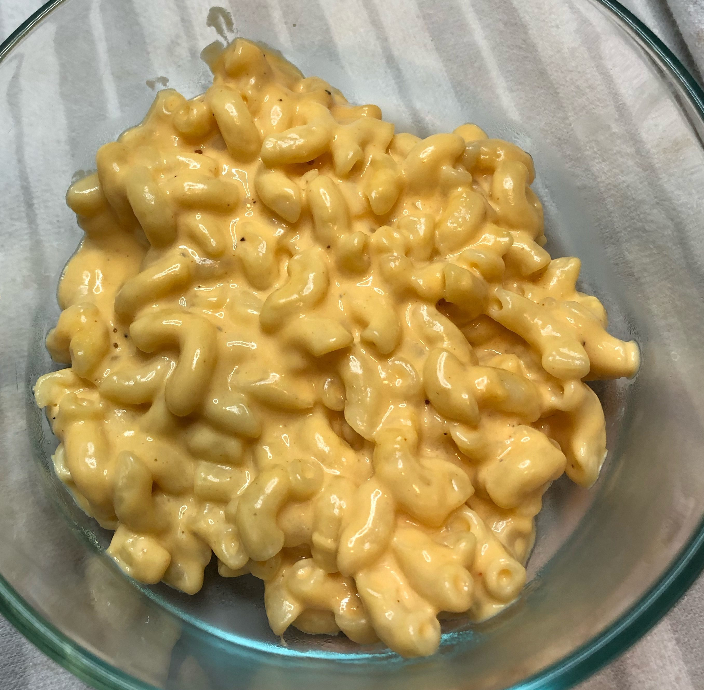 Flourless Mac and Cheese