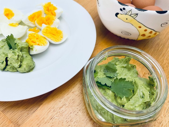 avocado breakfast