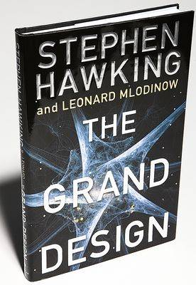 Stephen Hawking The Grand Design Book