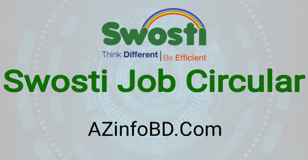 Swosti Job Circular 2021