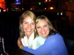 Kelsey and Lauren, the new bride (Michael's daughters)