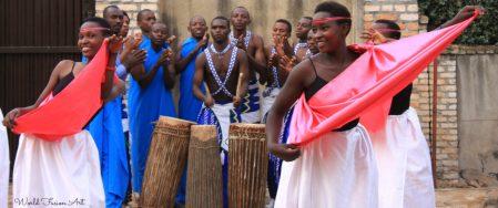 Drumming and Dancing 2