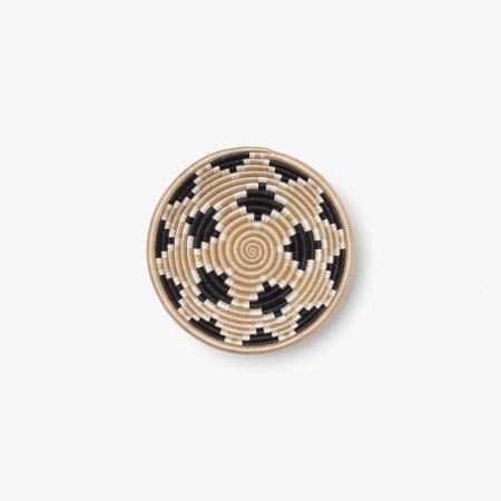 Akaneri Bowl Small Black - Overhead
