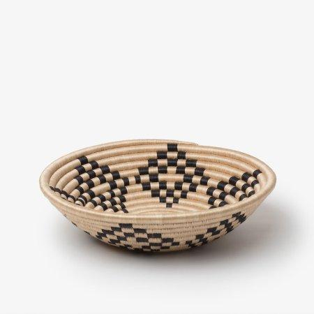 Bariku Bowl Medium Black - Side2
