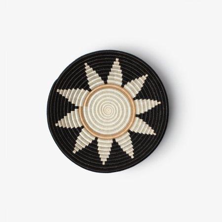 Zuba Bowl Medium Black- Overhead
