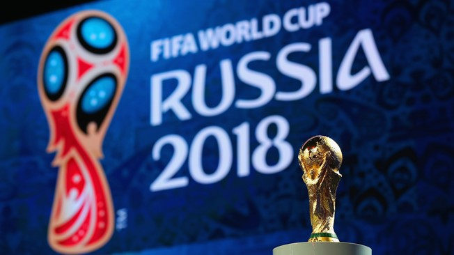 Introduction: Road to the World Cup #Russia2018