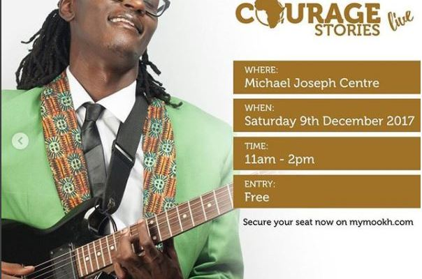 Why you should attend the next Courage Stories