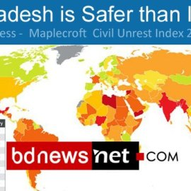 Bangladesh is safer than India for Business