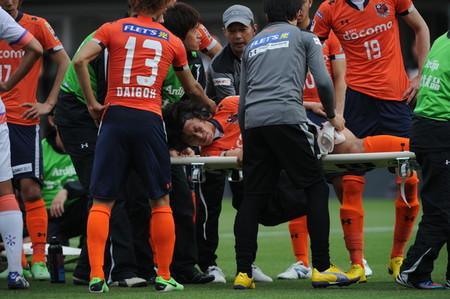 Omiya Ardija v Sanfrecce Hiroshima - J.League 2013