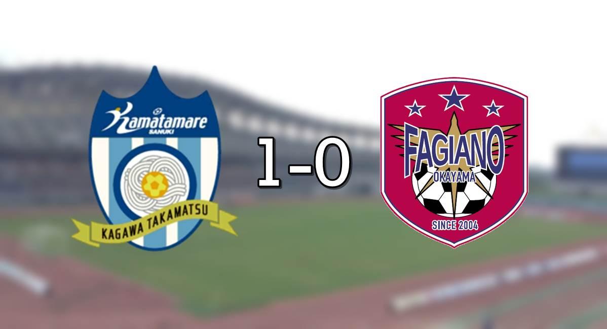 Kamatamare 1-0 Fagiano