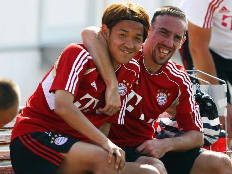 Usami Ribery