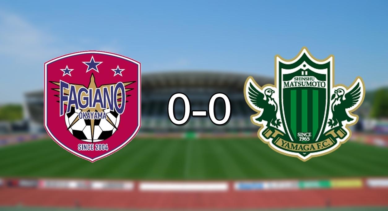 Fagiano 0-0 Yamaga