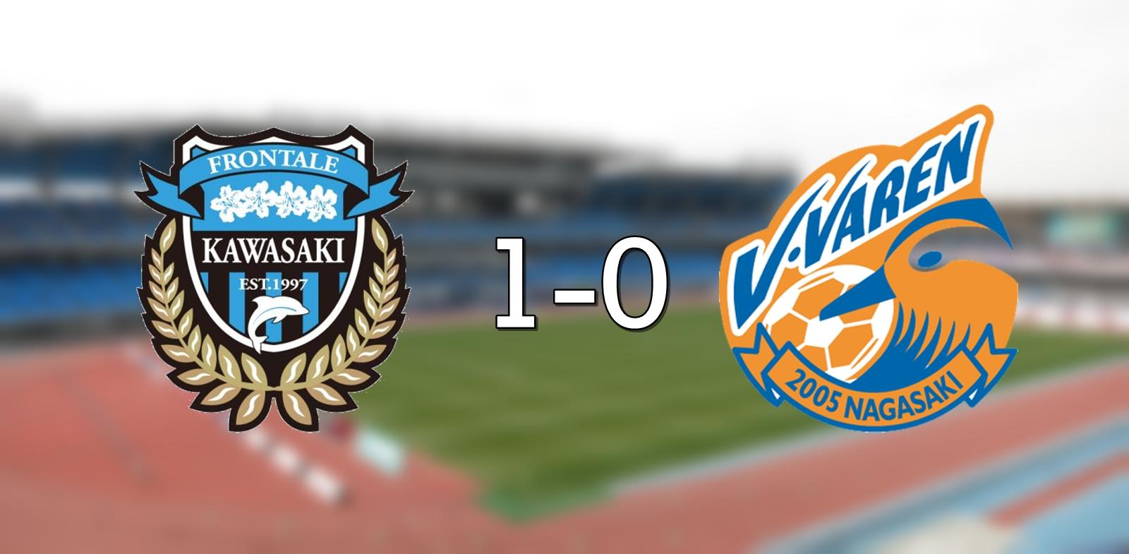 Kawasaki 1-0 Nagasaki