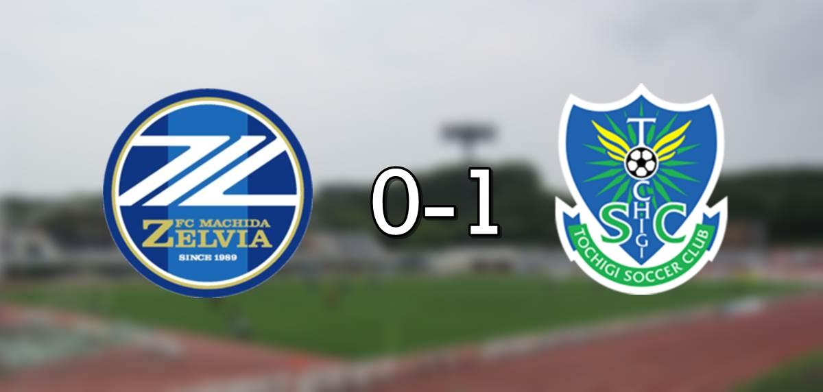 Machida 0-1 Tochigi
