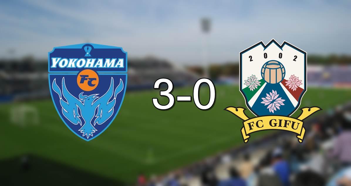Yokohama 3-0 Gifu