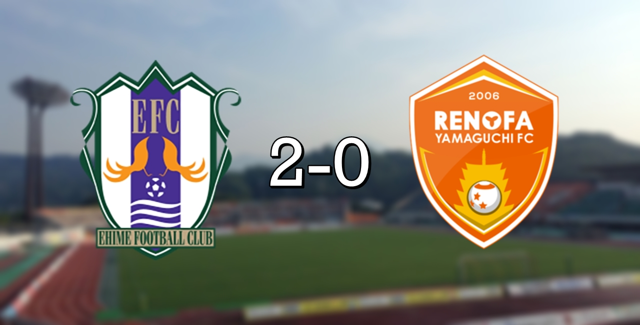 Ehime 2-0 Renofa