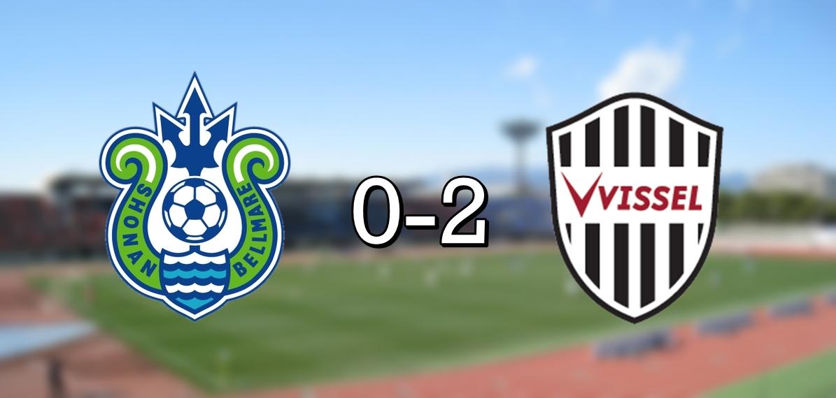 Shonan 0-2 Kobe