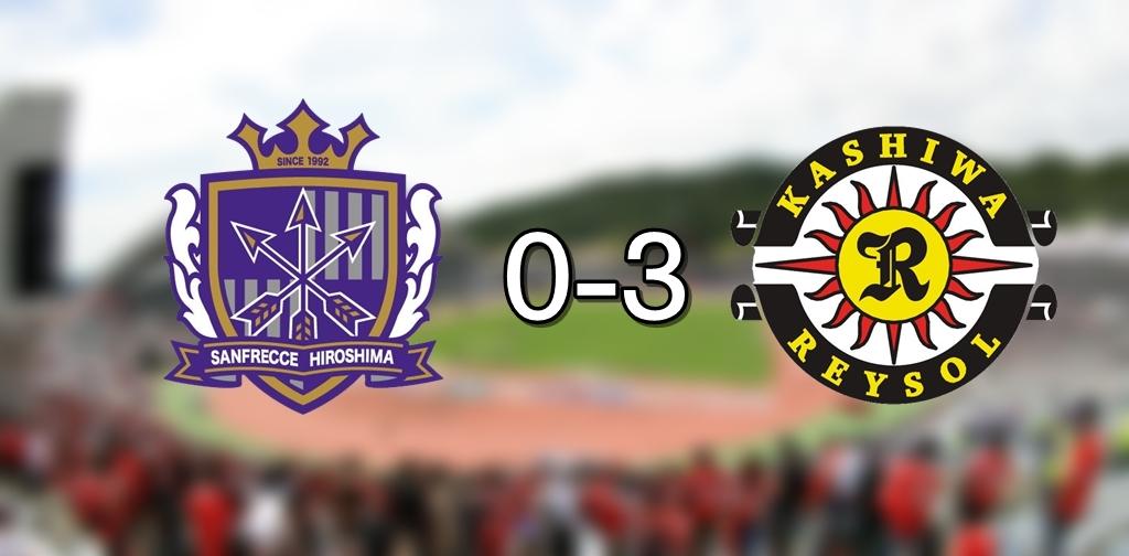 Hiroshima 0-3 Reysol