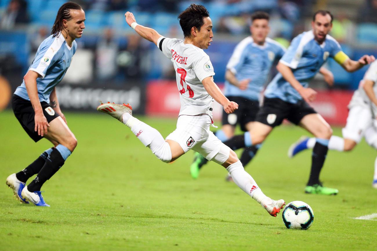 Miyoshi vs Urugwaj