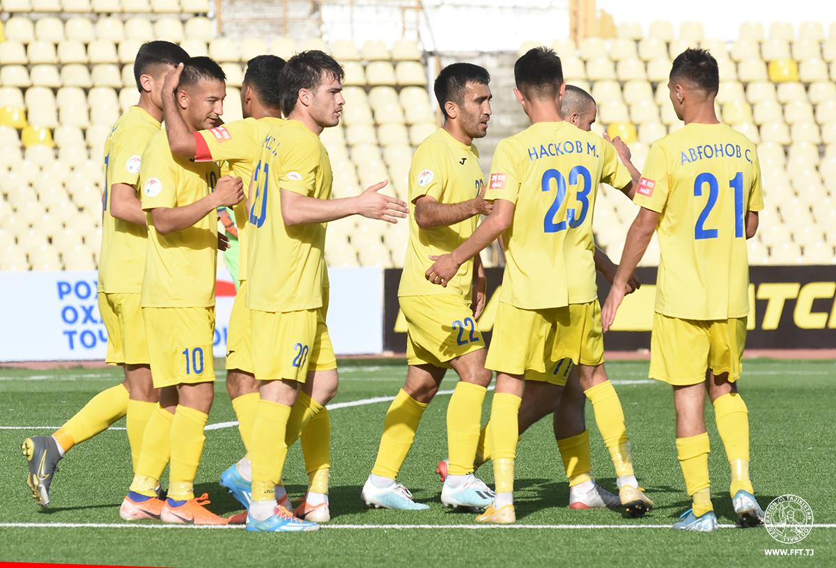 tajikistan-league-fckhatlon