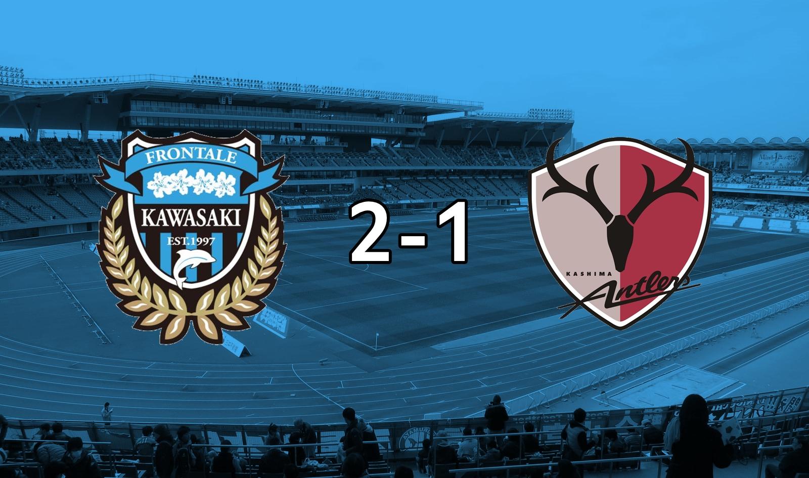 Kawasaki 2-1 Kashima