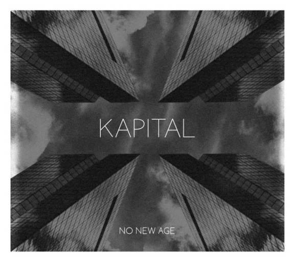 KAPITAL / NO NEW AGE / Cover Joanna John