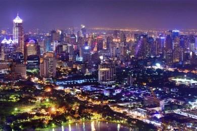 Bangkok, Tajlandia