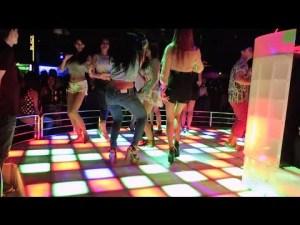 Klub Climax, Bangkok, Tajlandia